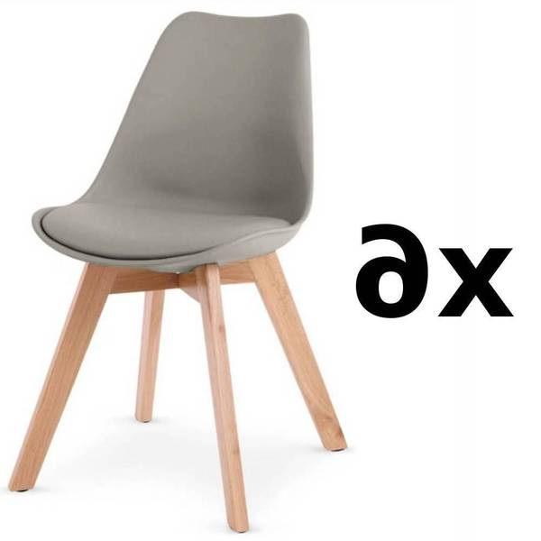 chaise scandinave but