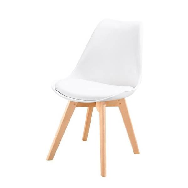 chaise de bar scandinave