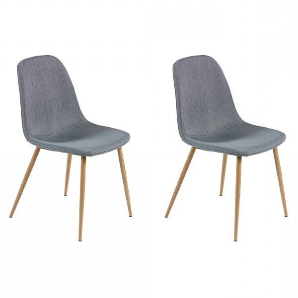 groupon chaise scandinave