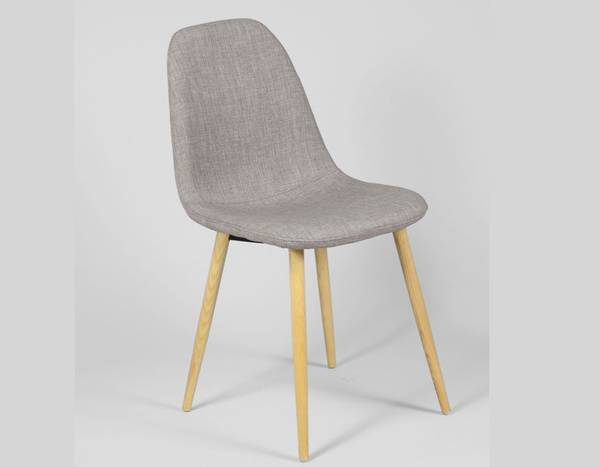 ensemble table et chaise scandinave