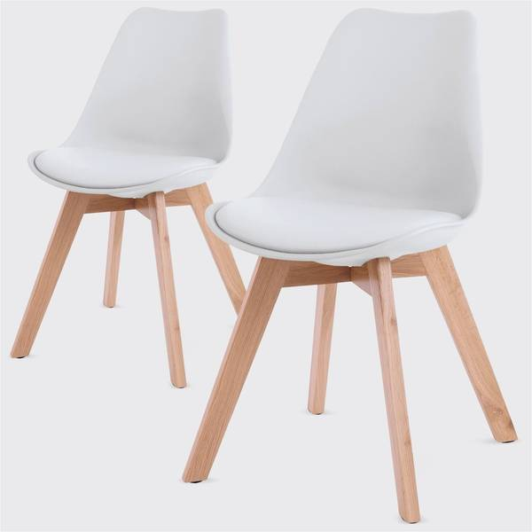 chaise scandinave bois