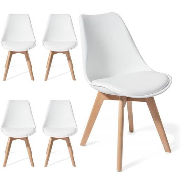 chaises scandinaves but