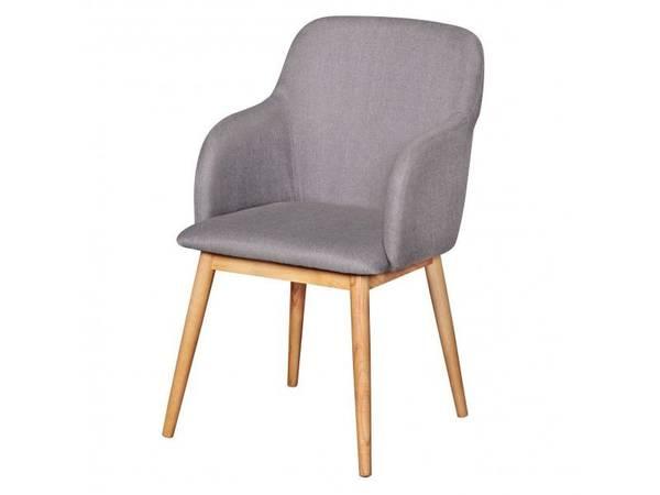 chaise bureau design scandinave