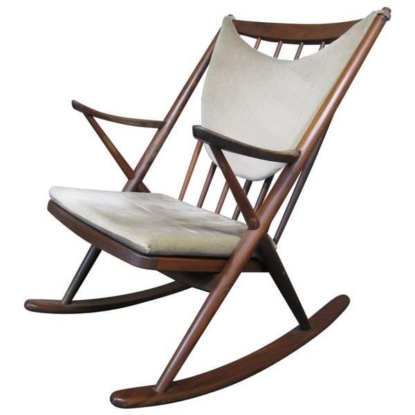 chaise jaune scandinave