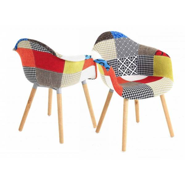 chaise scandinave solde