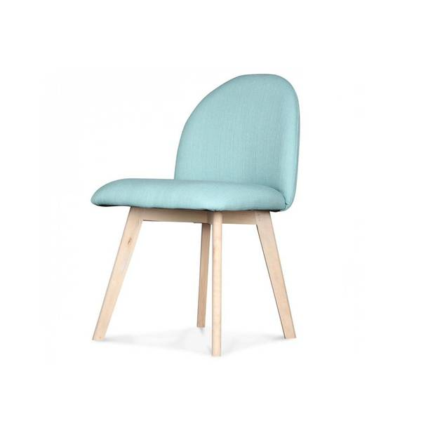 chaise scandinave confortable