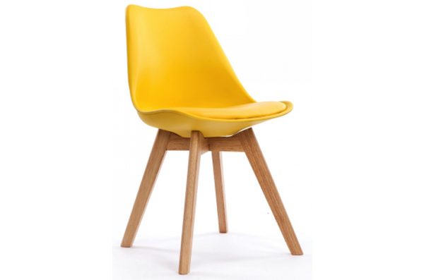 chaise scandinave coussin
