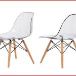 Chaise scandinave menzzo CADOS ❤️