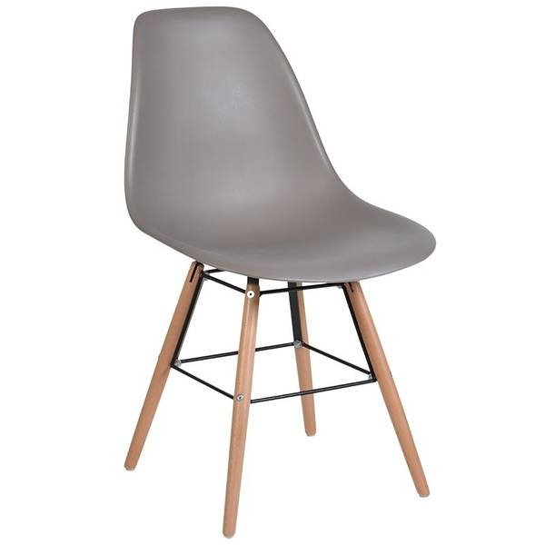 chaise style scandinave conforama