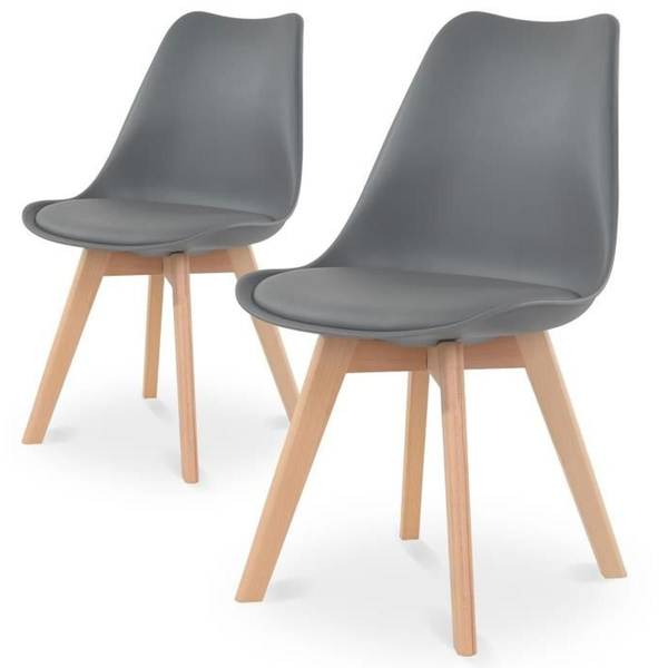 chaise scandinave blanche ikea