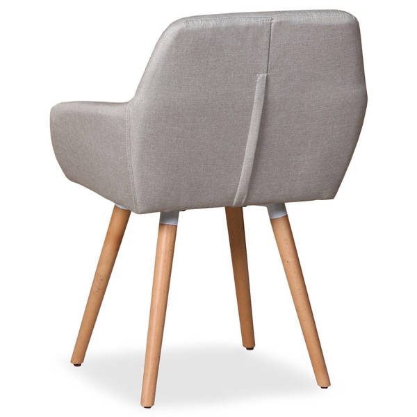 pied pour chaise scandinave