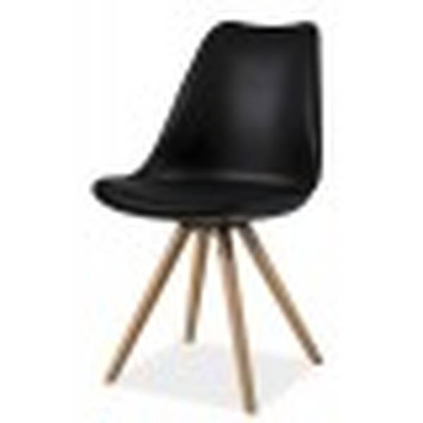 chaise scandinave patchwork but