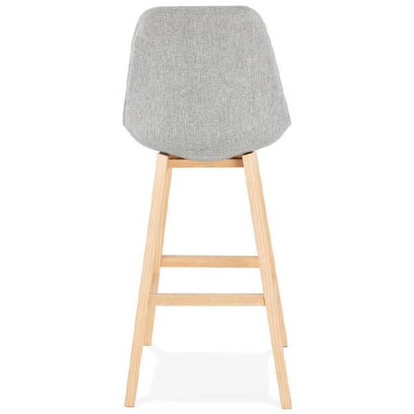 chaise scandinave a roulette