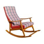 Chaise / fauteuil scandinave gybson tissu gris clair PAS CHER ❤️