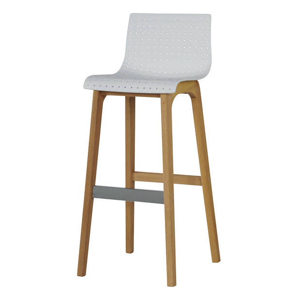chaise scandinave taupe ikea